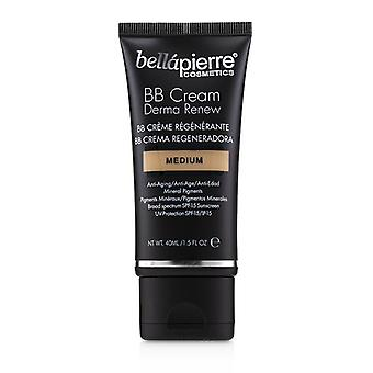 Bellapierre Cosmetics Derma Renew Bb Cream Spf 15 - # Medium - 40ml/1.5oz