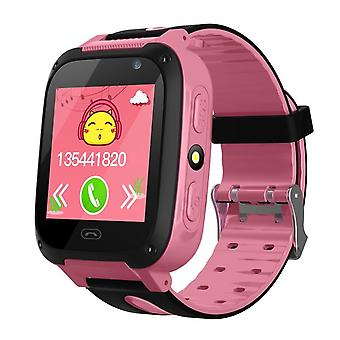 Smart watch for kids-pink