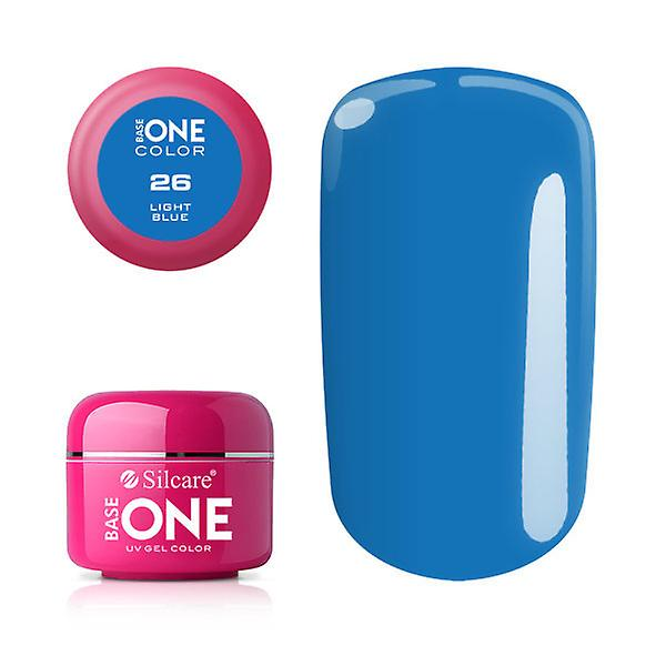 Base one - Color - Light blue 5g UV-gel
