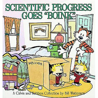 Scientific Progress Goes Boink - A Calvin and Hobbes Collection by Bil