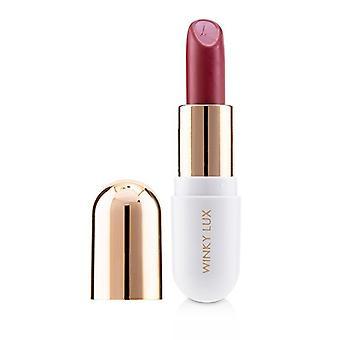 Winky Lux Creamy Dreamies Lipstick - # Milkshake - 4g/0.14oz