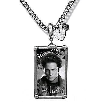 Twilight Jewellery Charm Necklace (Edward Cullen)