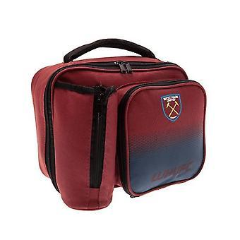 West Ham United FC fade frokost taske