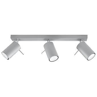 Sollux RING 3 Light Spotlight Bar Grey SL.0451