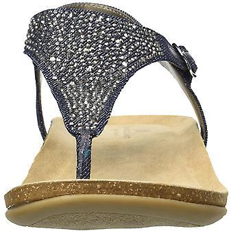 Bandolino Womens Hereby Open Toe Casual Slingback Sandals