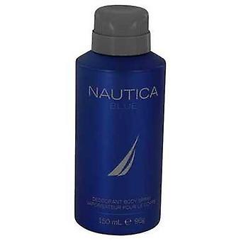 Nautica Blue By Nautica Deodorant Spray 5 Oz (men) V728-464300