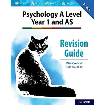 Complete Companions for AQA Psychology AS and A Level The by Cardwell