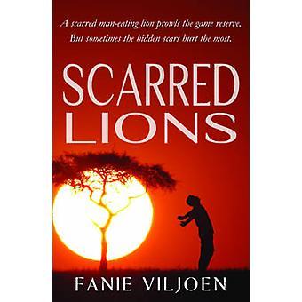 Scarred Lions by Fanie Viljeon
