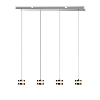 Mercury 4 Mini hanger verlichting Brass