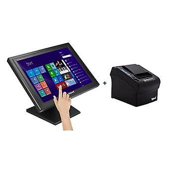 TPV iggual MTL15B + TP8001 15 LCD (2 stk) sort