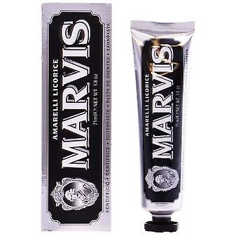 Marvis Amarelli Dentifrice Réglisse 75 ml
