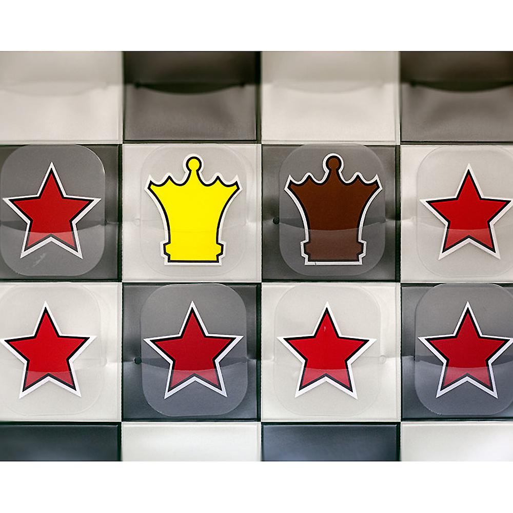Pouched Chess Demonstration Board 35 Inches