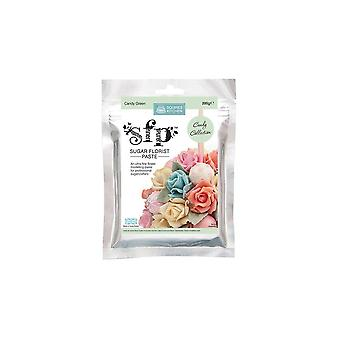Squires Kitchen Squires Sugar Florist Paste (SFP) - Candy Green - 200g