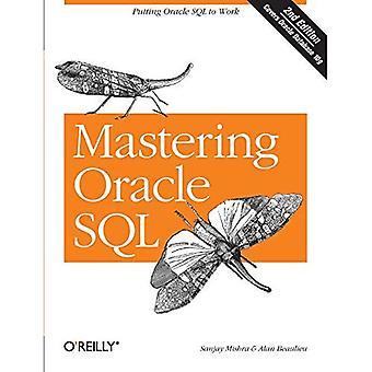 Masterointi oraakkeli SQL