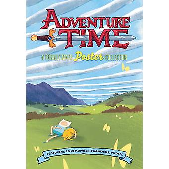 Adventure Time A Totally Math Poster Collection door Pendleton Ward