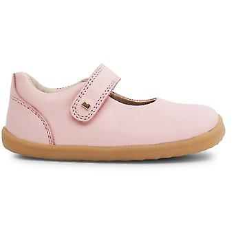 Bobux Step Up Girls Delight Shoes Seashell Pink