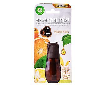 Aria-stoppino essenziale Mist Ambientador Recambio #citrico 20 Ml Unisex