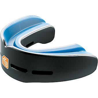 Shock Doctor Nano Double Fight Mouthguard - Noir
