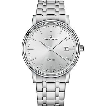 Claude Bernard - Watch - Men - Classic Gents 42mm - 53009 3M AIN