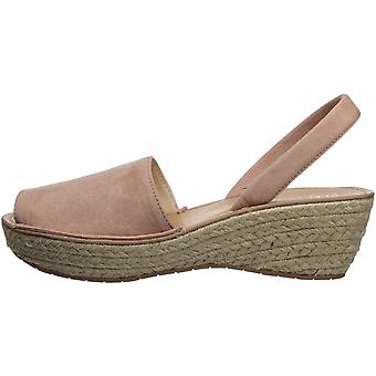 Kenneth Cole Reaction Womens Fine Glass Espadrille Fabric Peep Toe Casual Esp...