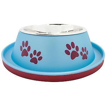 Ica Antihormity Steel Feeder (Dogs , Bowls, Feeders & Water Dispensers)