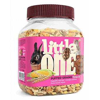 Little One Snack de Granos Inflados (Small pets , Treats)