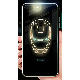 Iphone 11 thin shell The avengers shine in the dark