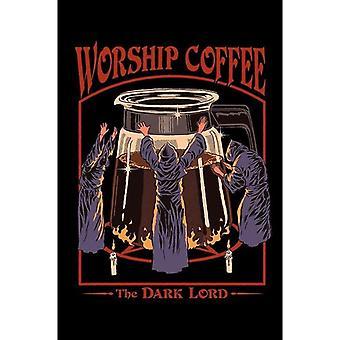 Steven Rhodes, Maxi Poster - Worship Coffee