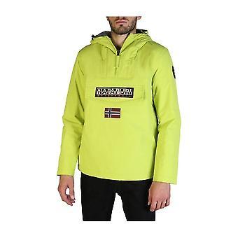 Napapijri - Clothing - Jackets - RAINFOREST_N0YGNJYA2 - Men - greenyellow - XS