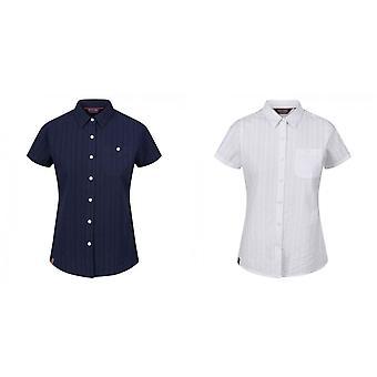 Regatta Womens/dames Jerbra III Coolweave shirt met korte mouwen