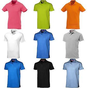 Slazenger Mens Advantage Short Sleeve Polo