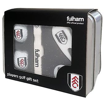Fulham FC Players Golf Gift Set (5 Pieces)