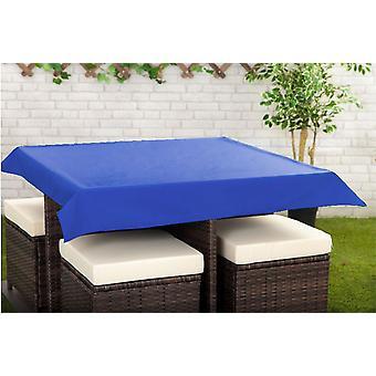 Gardenista outdoor dining vedenkestävä pöytäliina - suorakulmainen 70&x90&(178cm x228cm) sininen