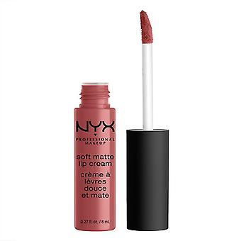 NYX PROF. MAKEUP Soft Matte Lip Cream Shanghai