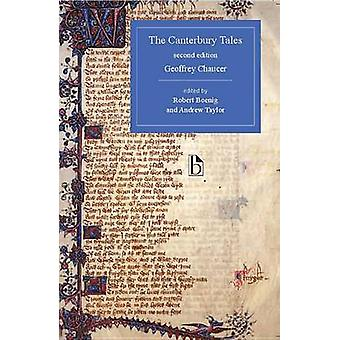The Canterbury Tales (2nd Revised edition) by Geoffrey Chaucer - Robe