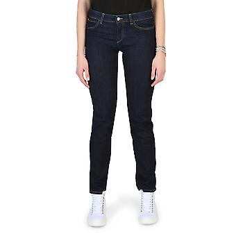 Armani Jeans Original Women All Year Jeans Blue Color - 58209