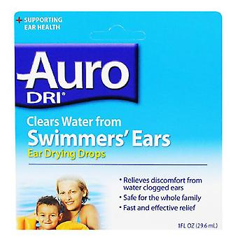 Auro-dri ear water-drying aid, 1 oz