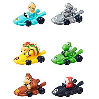 6-Pack Monopoly Gamer Mario Kart Power Pack Characters Game Pieces