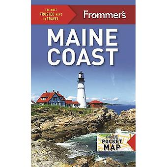 Frommer's Maine Coast by Brian Kevin - 9781628873269 Book