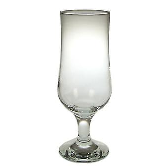 Beer glass on foot 3-pack