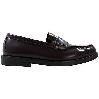 Sperry Colton Burgundy Leather 8185886 Grade-School