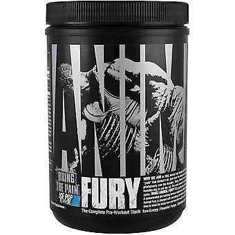 Universal Nutrition Animal Fury Dietary Supplement - Ice Pop - 30 Servings