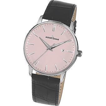 Jacques Lemans - Wristwatch - Men - Retro Classic - - N-213F