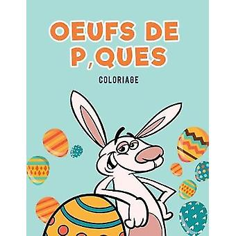 Oeufs de Pques Coloriage by Kids & Coloring Pages for