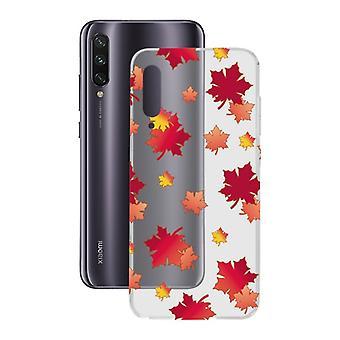 Mobiele cover Xiaomi Mi A3 Contact Flex TPU Herfst
