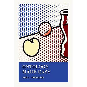 Ontology Made Easy by Amie Thomasson - 9780199385119 Book