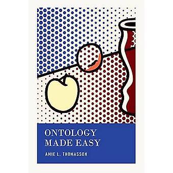 Ontología hecha fácil por Amie Thomasson - 9780199385119 Libro