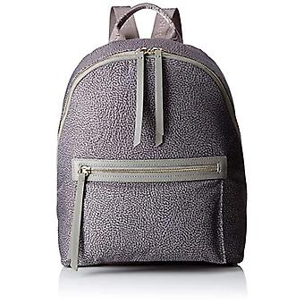 Bourbon9349296 - Women's Backpack - (Slate Grey) - 27x32x10 cm (W x H x L)