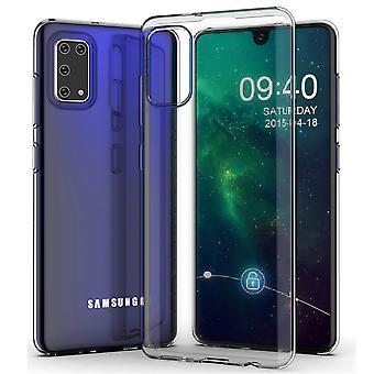 Samsung A41 Case Transparent - CoolSkin3T