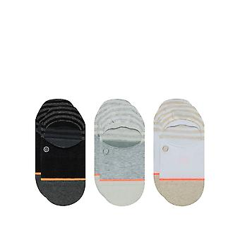 Stance Women's Sensible Calcetines Color 3-Pack